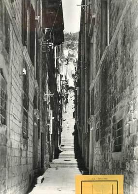 """CPSM CROATIE """"Dubrovnik, la rue de Boskovic"""""""