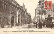 """25 Doub CPA FRANCE 25 """"Besançon historique, Hotel de ville et grande rue"""""""