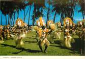 "France CPSM TAHITI ""Danse Otea"""