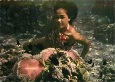 "CPSM TAHITI ""Bora Bora"""