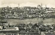 Europe CPA TURQUIE / Constantinople, vue panoramique et la Corne d'Or