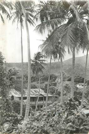 """CPSM GUADELOUPE """"Le Houelmont"""""""