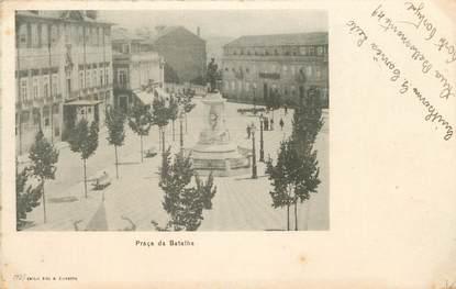 CPA PORTUGAL / Praça de Batalha