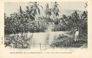 Martinique CPA MARTINIQUE / Saint Pierre, Cours d'eau près de Saint Pierre