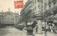 """75 Pari / CPA FRANCE 75009 """"Paris, Boulevard Dendin et gare du Nord"""""""