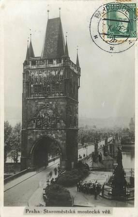 CPSM TCHÉCOSLOVAQUIE / Praha