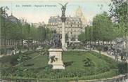 "75 Pari / CPA FRANCE 75009 ""Paris, square d'Anvers"" / Ed. C.M"