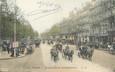"""/ CPA FRANCE 75008 """"Paris, boulevard de la Madeleine"""" / Ed. C.M"""