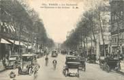 "75 Pari / CPA FRANCE 75002 ""Paris, les Boulevards des Capucines et des Italiens"" / Ed. C.M"