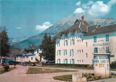 """/ CPSM FRANCE 74 """"Duingt, lac d'Annecy"""""""