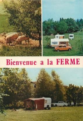 """/ CPSM FRANCE 74 """"La Balme de Sillingy, ferme de la caille"""""""