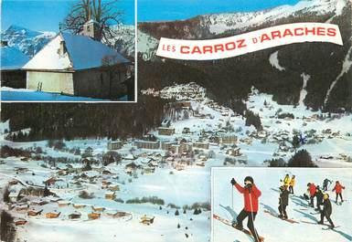 """/ CPSM FRANCE 74 """"Les Carroz d'Arraches"""""""