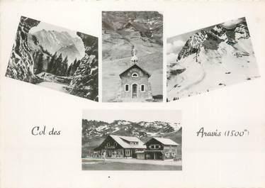 """/ CPSM FRANCE 74 """"Col des Aravis"""""""