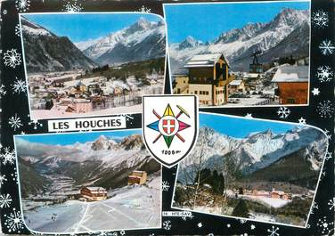 """/ CPSM FRANCE 74 """"Les Houches """""""