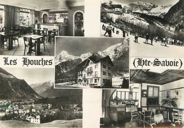 "/ CPSM FRANCE 74 ""Les Houches, hôtel Roches"""