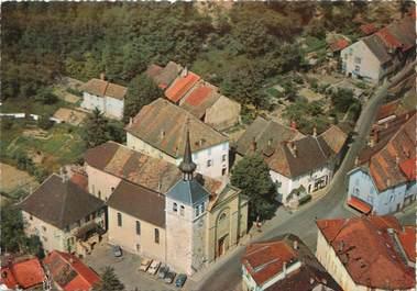 """/ CPSM FRANCE 74 """"Frangy, rue Haute et place de l'église"""""""