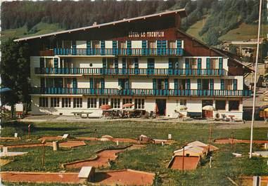 """/ CPSM FRANCE 74 """"Morzine Avoriaz, hôtel Le Tremplin"""""""