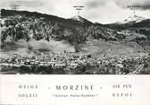 """74 Haute Savoie / CPSM FRANCE 74 """"Morzine, station porte bonheur"""""""