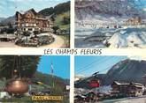 """74 Haute Savoie / CPSM FRANCE 74 """"Morzine, hôtel Les Champs Fleuris"""""""