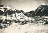 """74 Haute Savoie / CPSM FRANCE 74 """"Morzine, les hôtels et les Rossachaux"""""""