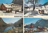 """74 Haute Savoie / CPSM FRANCE 74 """"Morzine, colonie du 14ème arrondissement"""""""