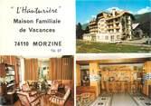 """74 Haute Savoie / CPSM FRANCE 74 """"Morzine Avoriaz, l'Hauturière """""""