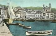 "20 Corse CPA FRANCE 20 ""Corse, Bastia, vieux port"" / AQUA PHOTO"