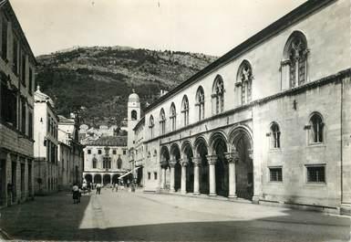 """CPSM  CROATIE """"Dubrovnik, le palais du prince"""""""
