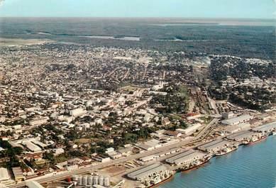 "CPSM  CAMEROUN ""Douala, vue aérienne"""