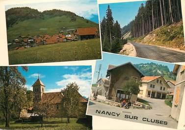 """/ CPSM FRANCE 74 """"Nancy sur Cluses et Romme"""""""