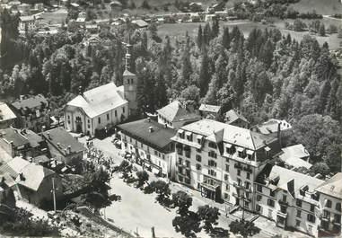 """/ CPSM FRANCE 74 """" Saint Gervais les Bains, vue générale"""""""