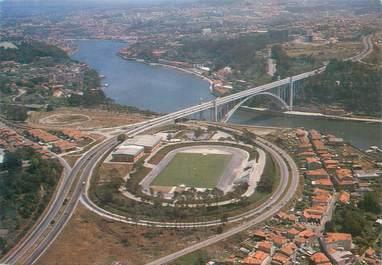 "CPSM  PORTUGAL ""Porto, stade"""
