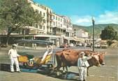 """Europe  CPSM  PORTUGAL """"Madeira, char à boeufs"""""""