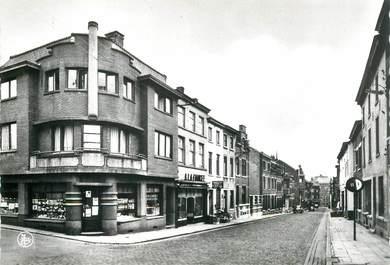 """CPSM  BELGIQUE """"Gosselies, rue Saint Roch"""""""