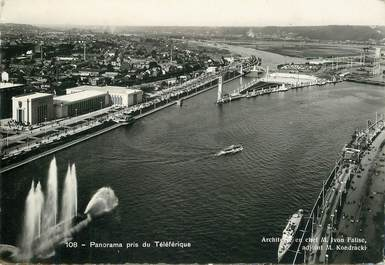 "CPSM  BELGIQUE ""Liège 1939"""
