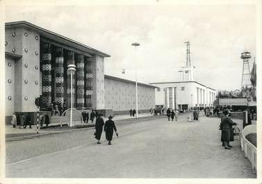 """CPSM  BELGIQUE """"Liège 1939, Palais du Congo belge"""""""