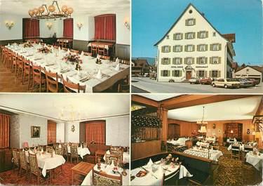 "CPSM SUISSE  ""Hotel Krone, Dietikon"""