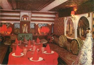 """/ CPSM FRANCE 75001 """"Paris, restaurant Le Maroc, mille et une nuits"""""""