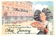 """75 Pari / CPSM FRANCE 75003 """"Paris, restaurant chez Jenny, bld du Temple"""" / BRASSERIE"""
