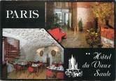 """75 Pari / CPSM FRANCE 75003 """"Paris, hôtel du vieux Saule"""""""