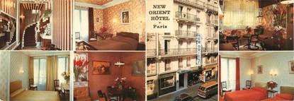 """/ CPSM FRANCE 75008 """"Paris, New Orient Hôtel"""" / LIVRET"""