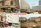 """75 Pari / CPSM FRANCE 75014 """"Paris, Montparnasse"""""""