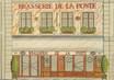 """/ CPSM FRANCE 75016 """"Paris, brasserie de la Poste"""""""