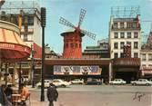 """75 Pari / CPSM FRANCE 75018 """"Paris, Montmartre, le Moulin Rouge"""" / SHEILA"""