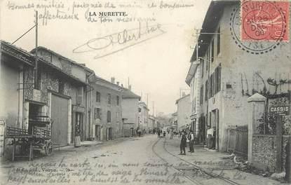 "/ CPA FRANCE 38 ""La Murette"""