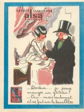 CPSM  PUBLICITE / ALSA LEVURE