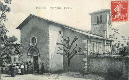 """/ CPA FRANCE 38 """"Novarey, l'église"""""""