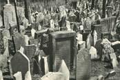Religion CPSM JUDAICA / Le vieux cimetière juif à Prague
