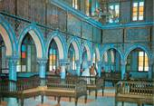 Religion CPSM JUDAICA / Djerba,  vue intérieure  de la Ghriba