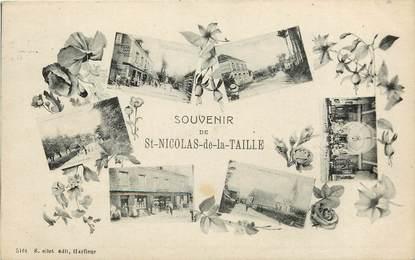 "CPA FRANCE 76 ""Saint Nicolas de la Taille"""
